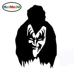 Wholesale Kiss Heads - Wholesale Terrible Devil Mask Gene Simmons Kiss Jdm Vinyl Decals Car Stickers Glass Scratches Bumper Window Auto SUV Accessories