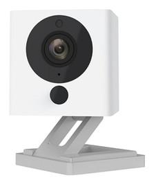 sistemas inteligentes de seguridad para el hogar Rebajas AI Cam 1080p HD - Cámara de casa inteligente inalámbrica para interiores con visión nocturna Audio bidireccional Mini CCTV Sistema de seguridad para el hogar