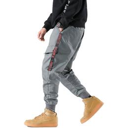 Jungen Kleidung Bosibio Herren Cargo Pants Lässige Männer Hose Multi Tasche Grau Fashions Männlichen Baumwolle Militär Hosen Marke Kleidung G3533