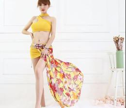 632907419f7c 2018 nuovi abiti da ballo originale costumi di danza del ventre gonna sexy  vestito per lady girl dancewear M