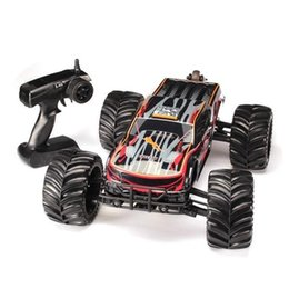 Wholesale Brushless Rc Trucks - JLB 2.4G Racing CHEETAH 1 10 Brushless RC Remote Control Car Monster Buggy Big Foot Trucks RTR Brand New High Quality RC Toys
