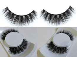 Wholesale Sexy Semi - 014 popular eyelashes Free shipping real mink eyelashes long thick eye lashes sexy eyelash false sexy eyelash