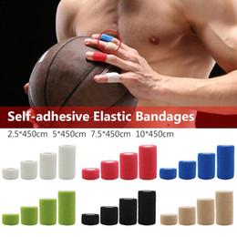 Soporte de muñeca con vendaje adhesivo elásticoCaja de gasa para cuidado de la salud Protector de dedos desde fabricantes