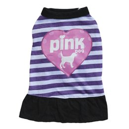 Wholesale Dog Cooling Vests - Summer Apparel Breathable Cool Polyester Pink Dog Pet Clothes Multi Size Kawaii Puppy Waistcoats For Decoration High Quality 6 18cg2 Z