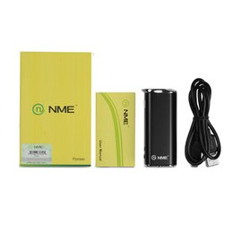 Wholesale sub ecig - Authentic Poineer 40W TC Battery 2200mah box mod ecig 18650 battery Simple Pack fit for sub ohm 510 thread Atomizer TFV8 TFV12