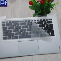 2019 lenovo ideapad s 14 15 protetor de tampa do teclado de silicone para notebook Lenovo 7000-14 ideapad 320 320 s 14 '' yoga 720-15 ideapad 320 s-15 desconto lenovo ideapad s