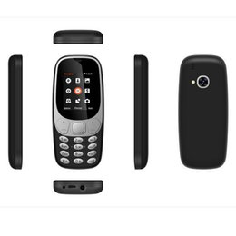 Wholesale Mobile Phone Torch Light - 3310 1.77inch screen 1000mah battery with Qwerty MP3 MP4 bluetooth torch light multi language waterproof shockproof mobile phone in stock