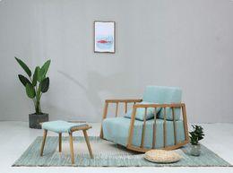 Chaise Windsor en bois pour meubles de salon Chaise pivotante à siège unique confortable pour la décoration de la maison Livraison gratuite ? partir de fabricateur
