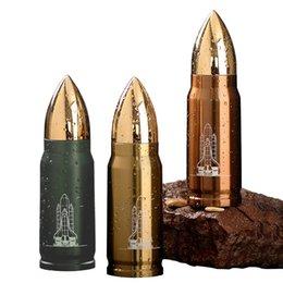 Bouteille d'acier inoxydable de meilleur modèle de nouveau modèle d'armée pour l'eau CHAUDE, le café, et la bière CHAUDS, ? partir de fabricateur