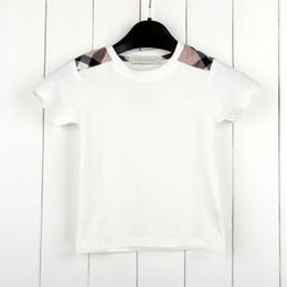 Wild Retail Girls Vêtements Pour Enfants T-Shirt Pour Enfants D'été Tops À Manches Courtes Tees Mode Coton Enfants Vêtements ? partir de fabricateur