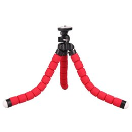 Wholesale slr stand - Large Flexible Universal Octopus Tripod for Digital Camera SLR DV Tripod Holder Bracket Stand for Camera Accessory