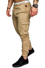 2019 pantaloni di yoga pieno di lunghezza del mens Pantaloni da lavoro da uomo, pantaloni sportivi da allenamento, pantaloni sportivi da allenamento, pantaloni sportivi da lavoro