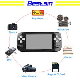 PAP K3 HD Oyun Konsolu 32 Bit Taşınabilir El Oyun Oyuncu 500 + Iç oyun Klasik el Mini TV nereden hd taşınabilir oynatıcı tedarikçiler