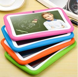 Canada Enfant Tablette PC 7 Pouces Tablette Android 5.1 Quad Core 8GB 1024x600 Écran Enfants Education Jeux Bébé Cadeau D'anniversaire Offre