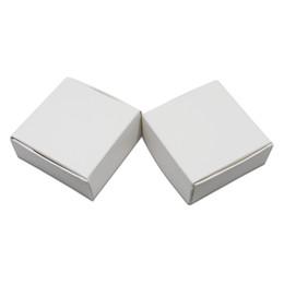 100 PCS Naturel Kraft Pliant Partie Carton Boîte pour DIY Chocolat Artisanat Paquet Petit Savon Boîte De Papier En Carton Cadeaux Décor Boîtes ? partir de fabricateur