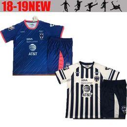 02f3912080edc kits jersey méxico Rebajas 2017 2018 Mexico Club Soccer Jersey Monterrey  kits camisetas de futbol W