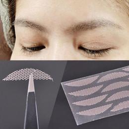 colagem de rendas Desconto Lace Invisibility Malha Estreita Dupla Pálpebra Etiqueta Rendas Dupla Pálpebra Pasta Fitas de Olho Maquiagem Ferramentas
