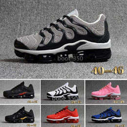the latest 0788f 4df1d Wholesale AIR 2018 TN Plus Mens Casual Shoes Sales TOP Quality Original  Cheap Air Tn KPU Femme Classic Outdoor Run Maxes Shoes discount tn shoes