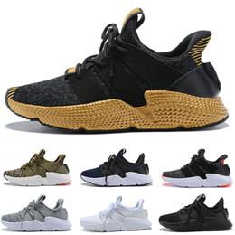 the best attitude 12f02 8bec7 2018 più recente supporto EQT PropQ CQ3023 Triple nero bianco Blu Trace  Olive Running sneaker scarpe sportive da uomo size7-11