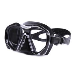 Maschera subacquea hd online-Occhiali da vista in vetro temperato per occhiali da vista e occhiali da sole maschili per adulti