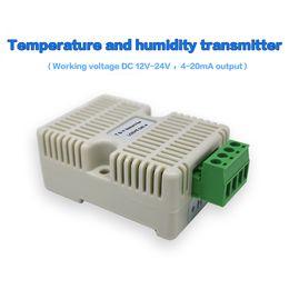Transmisor de temperatura y humedad SHT10 Salida de señal de corriente de 4-20 mA desde fabricantes
