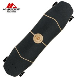 """Wholesale Pro Skateboards - Pro road dancing complete longboard deck 9.85""""*38"""" made by 8 layers maple for Pro SK8ER or New SK8ERS quality warranty"""