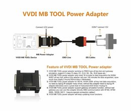 Wholesale Power Kia - Xhorse VVDI MB TOOL Power Adapter Work with the VVDI MB TOOL for Data Acquisition W164 W204