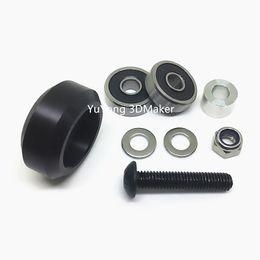 Canada Kits de roues v solides delrin haute précision pour le système de rail linéaire Openbuilds v-slot, OX CNC, pièces C-Beam Offre