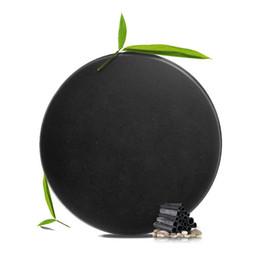 Wholesale Oil Control Soap - Black Handmade Bamboo Charcoal Oil control Blackhead Beauty Healthy Care Soap