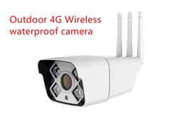Caméra carte sans fil wifi sans fil de 3g en Ligne-Caméra IP Full HD 1080P HD Bullet Sans Fil GSM 3G 4G Carte SIM Caméra IP Wifi Extérieure Etanche CCTV Caméra IR Vision Nocturne P2P