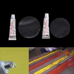 Wholesale Intex Pools - 2pcs set Repair glue Overhaul patch + glue Inflatable bed pool boat sofa Repair Intex package Pool & Accessories