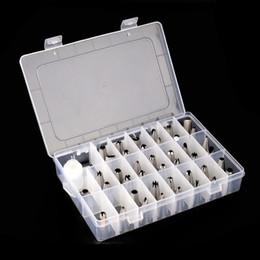Canada Conseils de décoration de gâteaux Kits 42 embouts de tuyauterie pour tuyauterie en acier inoxydable avec pièce en plastique et coupleur ZA5817 cheap plastic cake nozzles Offre