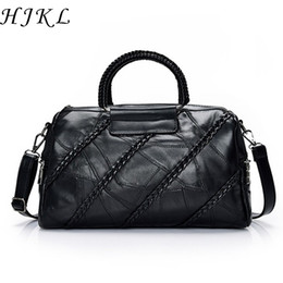 25d57f4800 sacs luxe Promo Codes - Sac a Main Femme De Marque Luxe Cuir 2018 Genuine  Leather