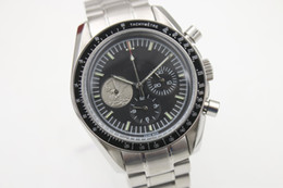Wholesale moon watch chronograph - limited edition Men quartz Chronograph watch moon master Master sapphire Original buckle stainless steel high quality