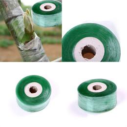 2cm x 100m / 1 rouleau de bande de greffage outils de jardin fruitiers sécateurs Engraft branche de jardinage lier ceinture PVC ? partir de fabricateur