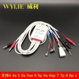 5s board Promotion NOUVEAU Câble de test de courant d'alimentation professionnel pour carte d'activation de batterie pour X 8 8P 7 7P 6 6P 6S 6SP 5S 5 4S 4