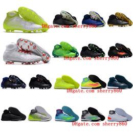 2 Magista обра FG футбол сапоги мужские футбольные бутсы топы 2018 MagistaX Проксимо второй СК ТФ крытый футбол бутсы дерна футбол обувь от