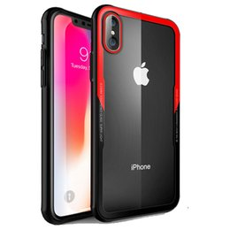 Wholesale Duty Case - 3 color in 1 Tempered Glass Hybrid Armor Case Defender Protective Heavy Duty Cover Cases For iPhone X 8 7 6 6S Plus