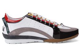 Canada 2019 mode Top qualité Nouvelle mode en cuir causal Sneaker marque italie chaussures Hommes baskets pour 1045 en gros prix bas taille 39-45 Offre