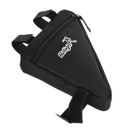 Wholesale denim tube - Bike Bag Cycling Frame Tube Front Frame e Phone Bag Bicycle Proof Bags Water Holder Bike Accessories