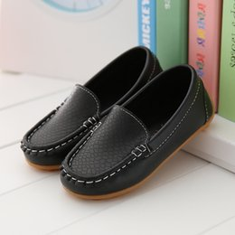 Wholesale black infant babies - Free Shipping 2017 Cute Spring Autumn White Printed Fashion Baby Casual Infant Toddler Kids Anti-skid Casual Lace Up Baby Shoes Hot Sale