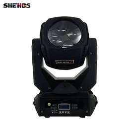 Wholesale Dj Moving Head Beams - LED 4x25W Super Beam Moving Head LED Beam Light perfect Effect Light for DJ Disco Party Lighting