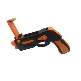 game sell phone Promo Codes - 2018 Top Sell Portable Virtual AR Game Gun Bluetooth AR Toys Gun Ar Blaster for iPhone Android Smart Phone