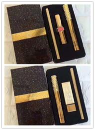 Canada Chaude Nouvelle Marque Maquillage Ensemble 3pcs / Set Mascara Rouge À Lèvres Eyeliner 3 en 1 SET 2 styles Ensemble A / B Cosmétiques DHL Shipping Offre