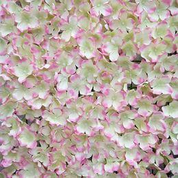 fiori artificiali di nozze usati Sconti formato della parete del fiore artificiale dei centrotavola di cerimonia nuziale circa 40 * 60cm sette opzioni di colori usano per il contesto AF02 di nozze