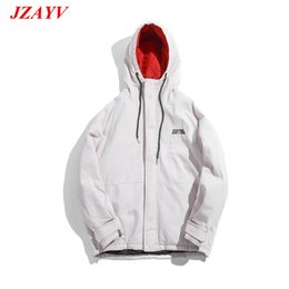 5b0aad3be83 High Quality Parka Men Winter Jacket Men Thick Mens Parka Coat Male Fashion  Casual White Coats With Hoodies