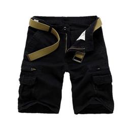 Ropa de senderismo escalada online-Daiwa ropa nuevos hombres cómodos pantalones cortos de carga al aire libre para deportes al aire libre caza pesca Senderismo y escalada