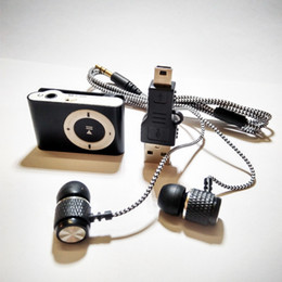 Водонепроницаемый mp3-плеер онлайн-NEW Big promotion Mirror Portable MP3 player Mini Clip MP3 Player waterproof sport music lettore mp3+earphone+USB