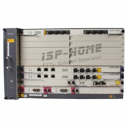 Dependable Original Hua Wei Gpon Or Epon Olt Ma5680t With 2*scun+2*prte+2*gicf And One 8 Ports Board Gpbd High Standard In Quality And Hygiene Computer & Office