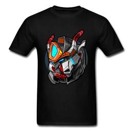47b6db278 digital t shirt printing machines Australia - Stylish 2018 Heavy Metal T- shirt Cartoon Robot